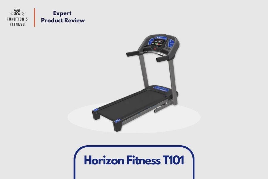 Horizon Fitness T101 review