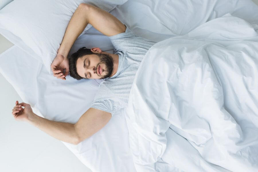 how sleep affects muscle growth