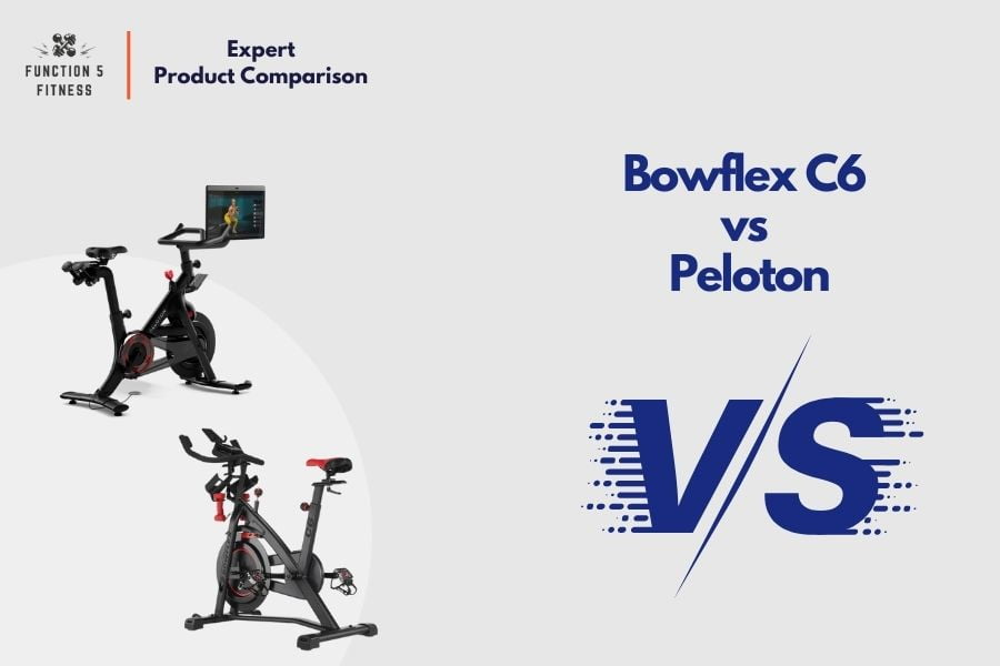 Bowflex C6 vs. Peloton