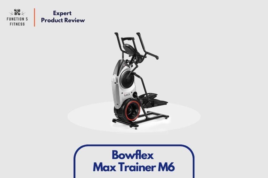 Bowflex Max Trainer M6 new