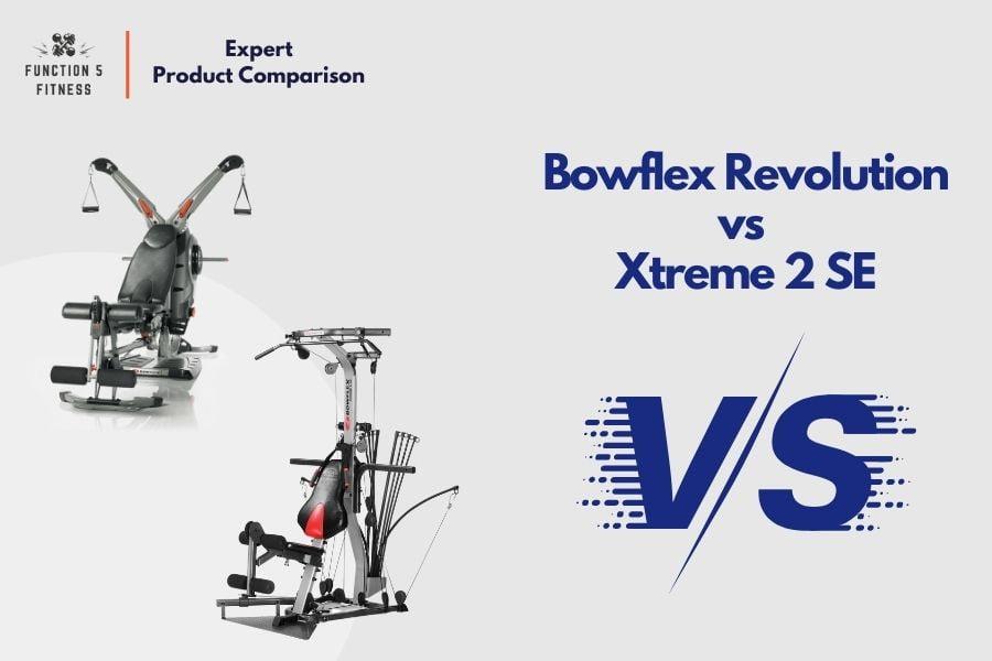 Bowflex Revolution vs Xtreme 2 SE