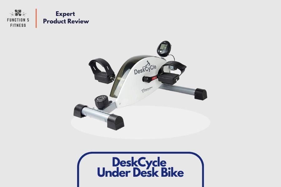 DeskCycle Desk Bike Review