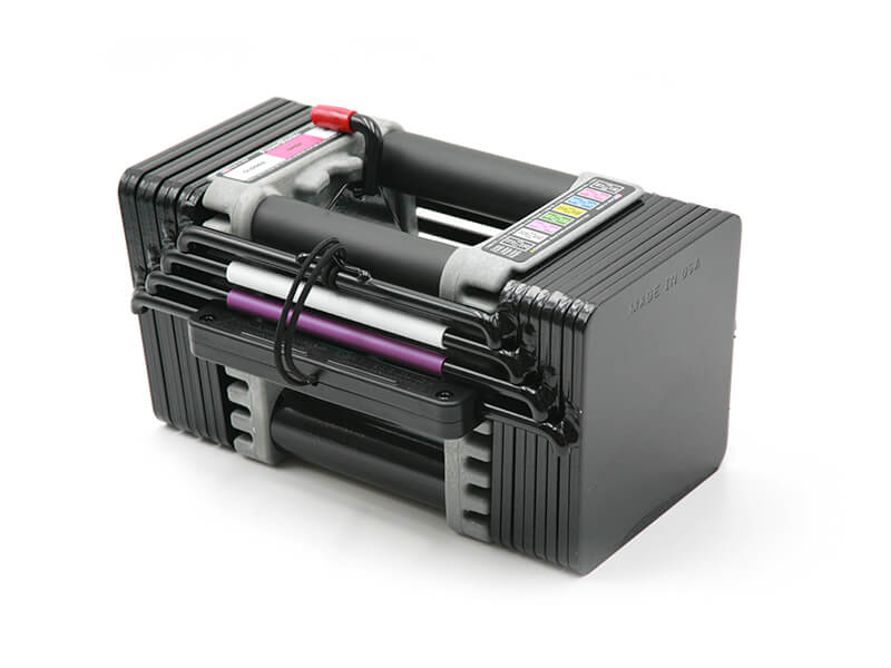 PowerBlock Elite Adjustable Dumbbell Set