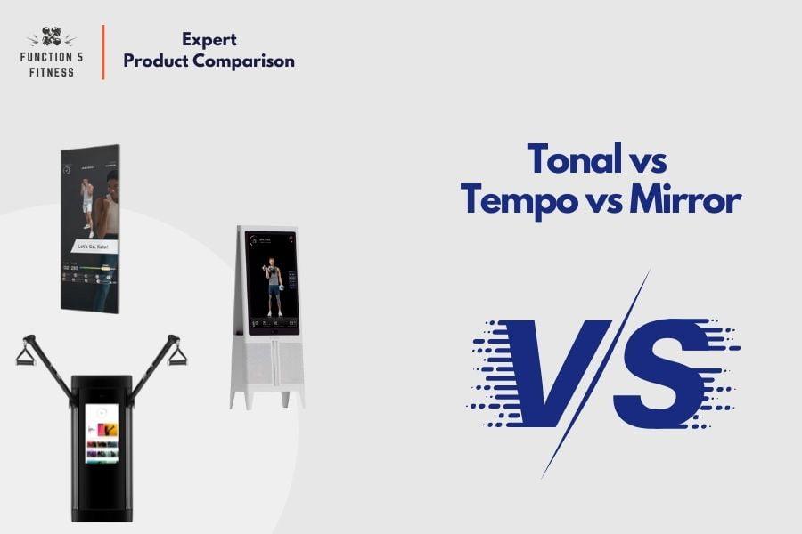 Tonal vs. Tempo vs. Mirror