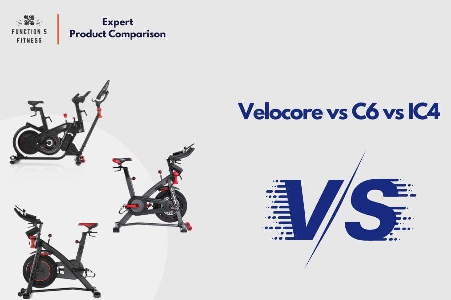 Velocore vs C6 vs IC4