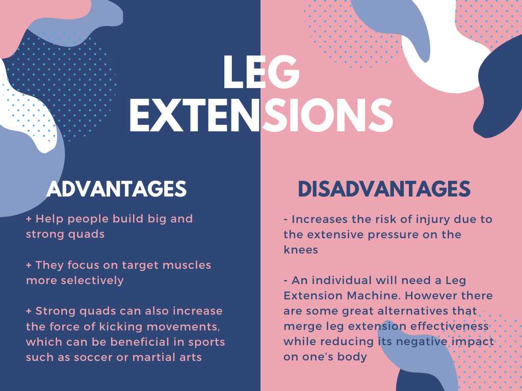 leg extension pros and cons 1