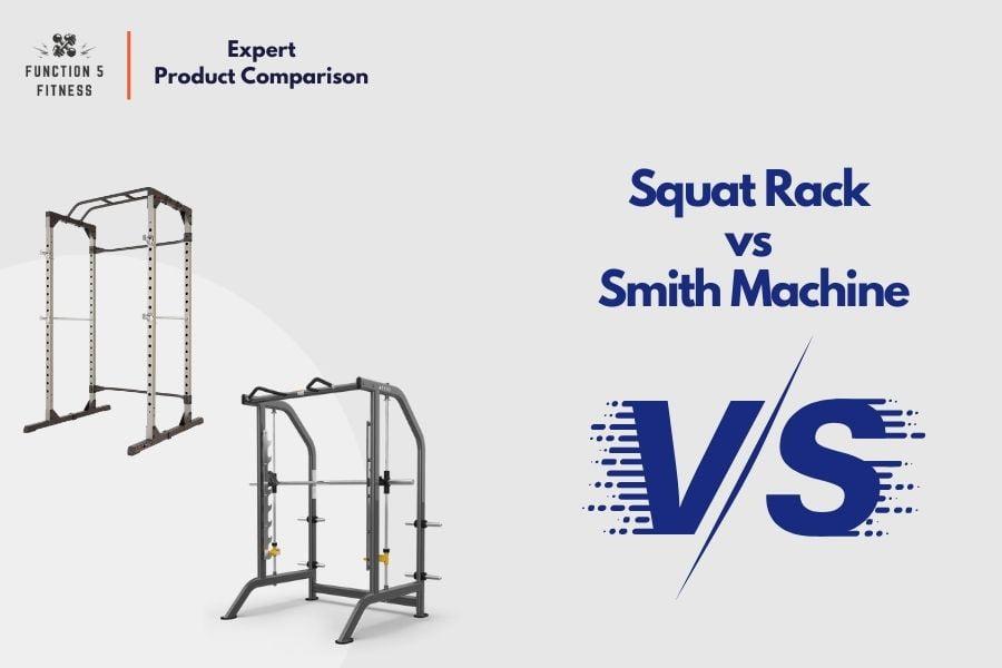 squat vs smith machine